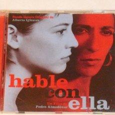 CDs de Música: HABLE CON ELLA-PEDRO ALMODOVAR. Lote 171107774