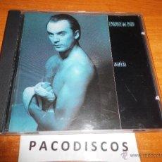 CDs de Música: ENRIQUE DEL POZO AVARICIA CD ALBUM AÑO 1991 COROS VICKY LARRAZ MUY RARO EN CD ENRIQUE Y ANA 10 TEMAS. Lote 41724730