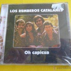 CDs de Música: LOS RUMBEROS CATALANES - OH CAPICUA. Lote 111363982