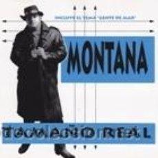 CDs de Música: CD MONTANA TAMAÑO REAL (OMNI RC. 1995). Lote 41742677