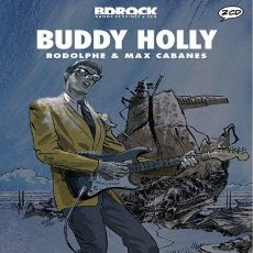 CDs de Música: BD ROCK * COMIC (TAPAS DURAS) + 2 CD * BUDDY HOLLY * PRECINTADO!! * RARE. Lote 41748767