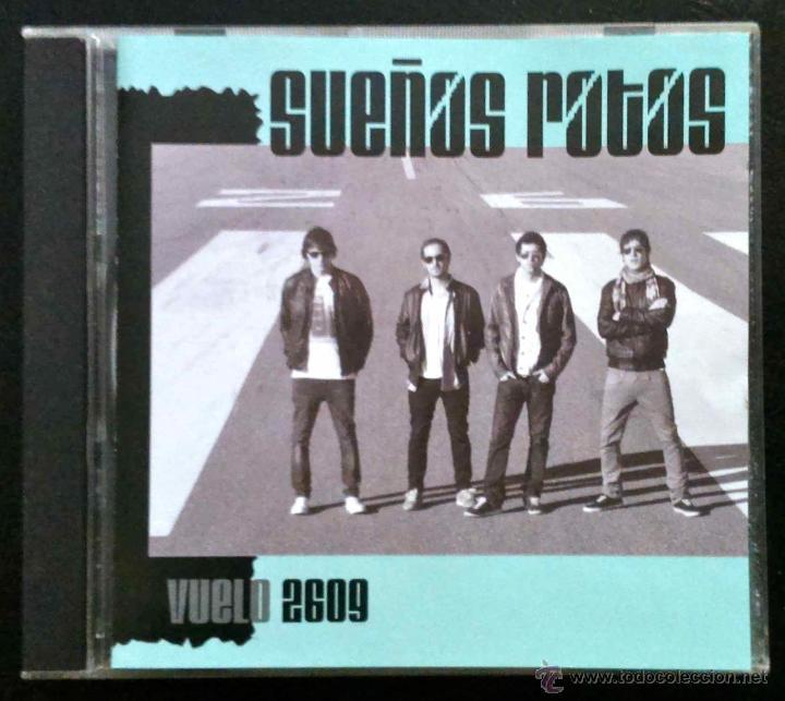 SUEÑOS ROTOS - VUELO 2609 - CD (Música - CD's Pop)