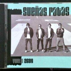 CDs de Música: SUEÑOS ROTOS - VUELO 2609 - CD. Lote 41818957