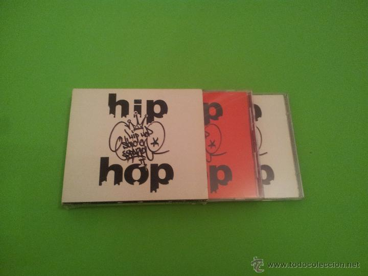 RECOPILATORIO HIP-HOP SÓLO EN ESPAÑOL-DOBLE CD (Música - CD's Hip hop)
