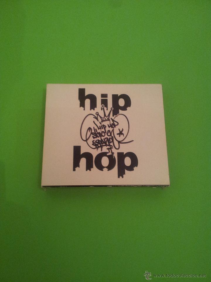 CDs de Música: Recopilatorio HIP-HOP Sólo en español-DOBLE CD - Foto 2 - 41819462