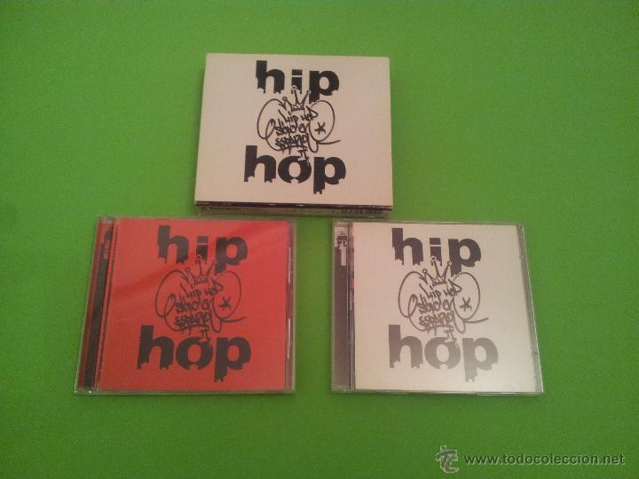 CDs de Música: Recopilatorio HIP-HOP Sólo en español-DOBLE CD - Foto 3 - 41819462