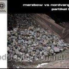 CDs de Música: MERZBOW VS NORDVARGR – PARTIKEL III CD. Lote 41840022
