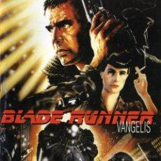 CDs de Música: B.S.O. ORIGINAL * BLADE RUNNER * (12 TRACKS). VANGELIS. PRECINTADA.. Lote 26294799