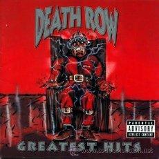 CDs de Música: DEATH ROW * 2CD * GREATEST HITS * PRECINTADO!* 2PAC / DR DRE / SNOOP DOGGY DOGG ... Lote 144166386