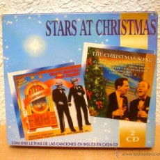 CDs de Música: STARS AT CHRISTMAS.PRECINTADO.2 CDS.. Lote 41988856