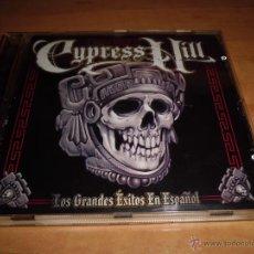 CDs de Música: CYPRESS HILL -LOS GRANDES TEMAS EN ESPAÑOL 1999 BUEN ESTADO. Lote 42014164