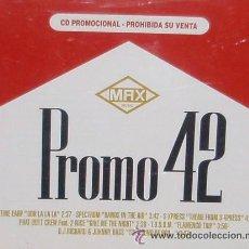 CDs de Musique: PROMO 42-CD SINGLE PROMOCIONAL MAX MUSIC DE 1996 ,RF-117 . Lote 42096908