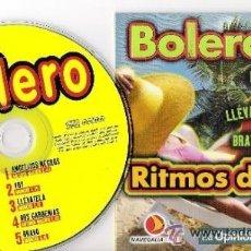CDs de Música: BOLERO - CD - ANTONIO MACHÍN / MONCHO. Lote 42132485