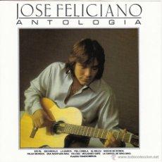JOSE FELICIANO - ANTOLOGIA - CD