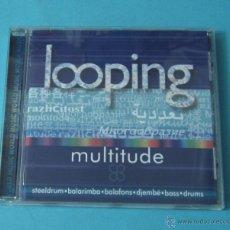 CDs de Música: LOOPING. MULTITUDE. Lote 42157651