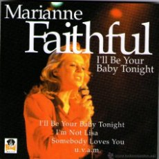 CDs de Música: MARIANNE FAITHFUL - CD ALBUM 14 TRACKS (2 BOB DYLAN COVER) - MADE IN GERMANY - PRIMA MUSIK 1994.. Lote 42171052