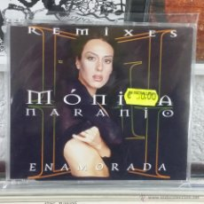 CDs de Música: MONICA NARANJO - ENAMORADA - CD EP REMIXES. Lote 42177054