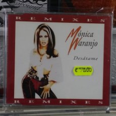 CDs de Música: MONICA NARANJO - DESATAME - REMIXES - CD. Lote 42177092