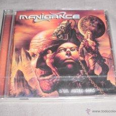 CDs de Música: CD. MANIGANCE - D'UN AUTRE SANG. 2004, NTS, POWER METAL FRANCÉS, PRECINTADO. Lote 42188648