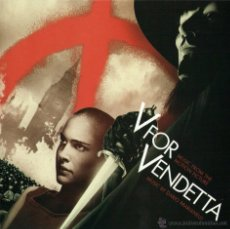 CDs de Música: B.S.O. ORIGINAL * V DE VENDETTA *. DARIO MARIANELLI. PRECINTADA.. Lote 24378771