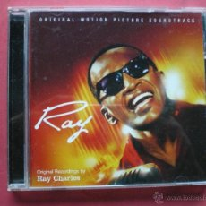 CDs de Música: ORIGINAL RECORDINGS MOTION PICTURE SOUNDTRACK BY RAY CHARLES -. CD ALBUM... PEPETO. Lote 42234443
