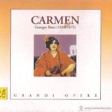 CDs de Música: GEORGES BIZET: CARMEN. Lote 42281161