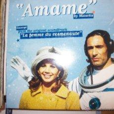 CDs de Música: PROMO MCD LA MUJER DEL ASTRONAUTA – MIOSOTIS – AMAME – FEMME COSMONAUTE – OST BSO. Lote 42281411