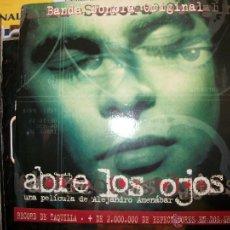CDs de Música: PROMO MCD ABRE LOS OJOS – AMENABAR – OST BSO. Lote 42281437