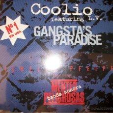 CDs de Música: PROMO MCD MENTES PELIGROSAS OST BSO – COOLIO FEAT. L.V. GANGSTA'S PARADISE. Lote 42281566