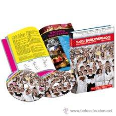 CDs de Música: LOS INHUMANOS *LOS HOMBRES QUE AMABAN A TODAS LAS MUJERES* LIBRO TAPAS DURAS +CD+DVD+GAFAS 3D*. Lote 165803456