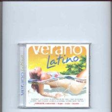 CDs de Música: CD VERANO LATINO. Lote 42297516