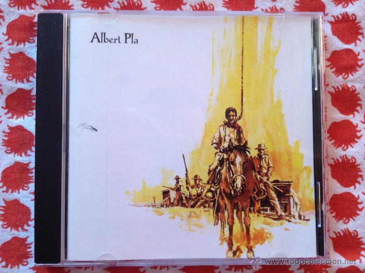 ALBERT PLA - AQUI S'ACABA EL QUE ES DONAVA - CD (Música - CD's Otros Estilos)