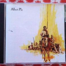 CDs de Música: ALBERT PLA - AQUI S'ACABA EL QUE ES DONAVA - CD. Lote 42308886