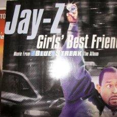 CDs de Música: PROMO MCD BLUE STREAK – OST – BSO – JAY-Z – GIRLS' BEST FRIEND. Lote 42313291