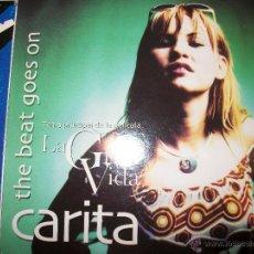 CDs de Música: PROMO MCD LA GRAN VIDA – CARITA – THE BEAT GOES ON – OST – BSO. Lote 42313356
