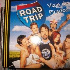 CDs de Música: PROMO MCD VIAJE DE PIRADOS – ROAD TRIP – OST – BSO. Lote 42313527