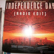 CDs de Música: PROMO MCD INDEPENDENCE DAY – DAVID ARNOLD – ID4 – OST – BSO. Lote 42313581