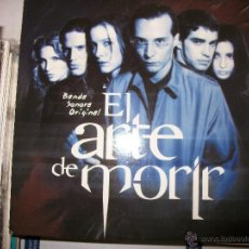 CDs de Música: PROMO MCD EL ARTE DE MORIR – OST – BSO. Lote 42313601