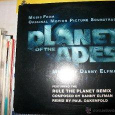 CDs de Música: PROMO MCD PLANET OF THE APES – PLANETA DE LOS SIMIOS – OST – BSO – DANNY ELFMAN. Lote 42313730