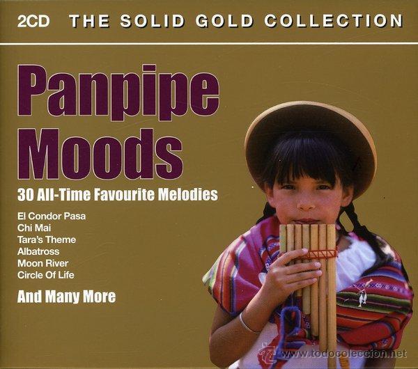 CDs de Música: PANPIPE MOODS * 2 CD * Los mejores temas en flauta de pan * Box precintada - Foto 2 - 42314980