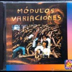 CDs de Música: MÓDULOS - VARIACIONES - CD. Lote 42316110