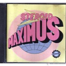 CDs de Música: STEROID MAXIMUS - 'GONDWANALAND' (CD RARO). Lote 42359939