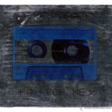CDs de Música: WHALE - 'PAY FOR ME' (CD SLIMCASE CARTÓN). Lote 42365711