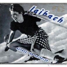 CDs de Música: LAIBACH - 'ACROSS THE UNIVERSE' (CD SLIMCASE). Lote 42379363
