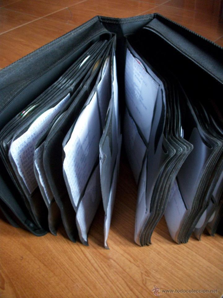 MALETA CDS COMPLETA CON 240 CDS DE ROCK, POP, HEAVY.... (Música - CD's Otros Estilos)