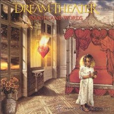 CDs de Música: DREAM THEATER - IMAGES AND WORDS. Lote 42444966