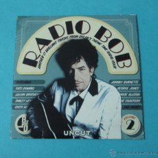 CDs de Música: RADIO BOB. VOLUME 2. UNCUT. Lote 42457635