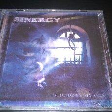 CDs de Música: SINERGY - SUICIDE BY MY SIDE. Lote 42511398