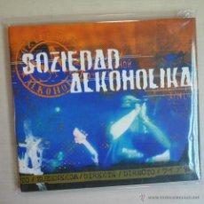 CDs de Música: SOZIEDAD ALKOHOLIKA - DIRECTO - CD. Lote 42516197