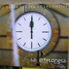 CDs de Música: LA BANDA SONORA DE LAS FIESTAS. Lote 109465742